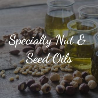 Specialty Nut & Seed Oils